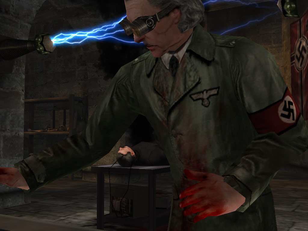 Return to Castle Wolfenstein screenshot