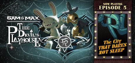 Sam & Max: The Devil's Playhouse game image