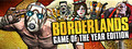 Borderlands: Game of the Year
