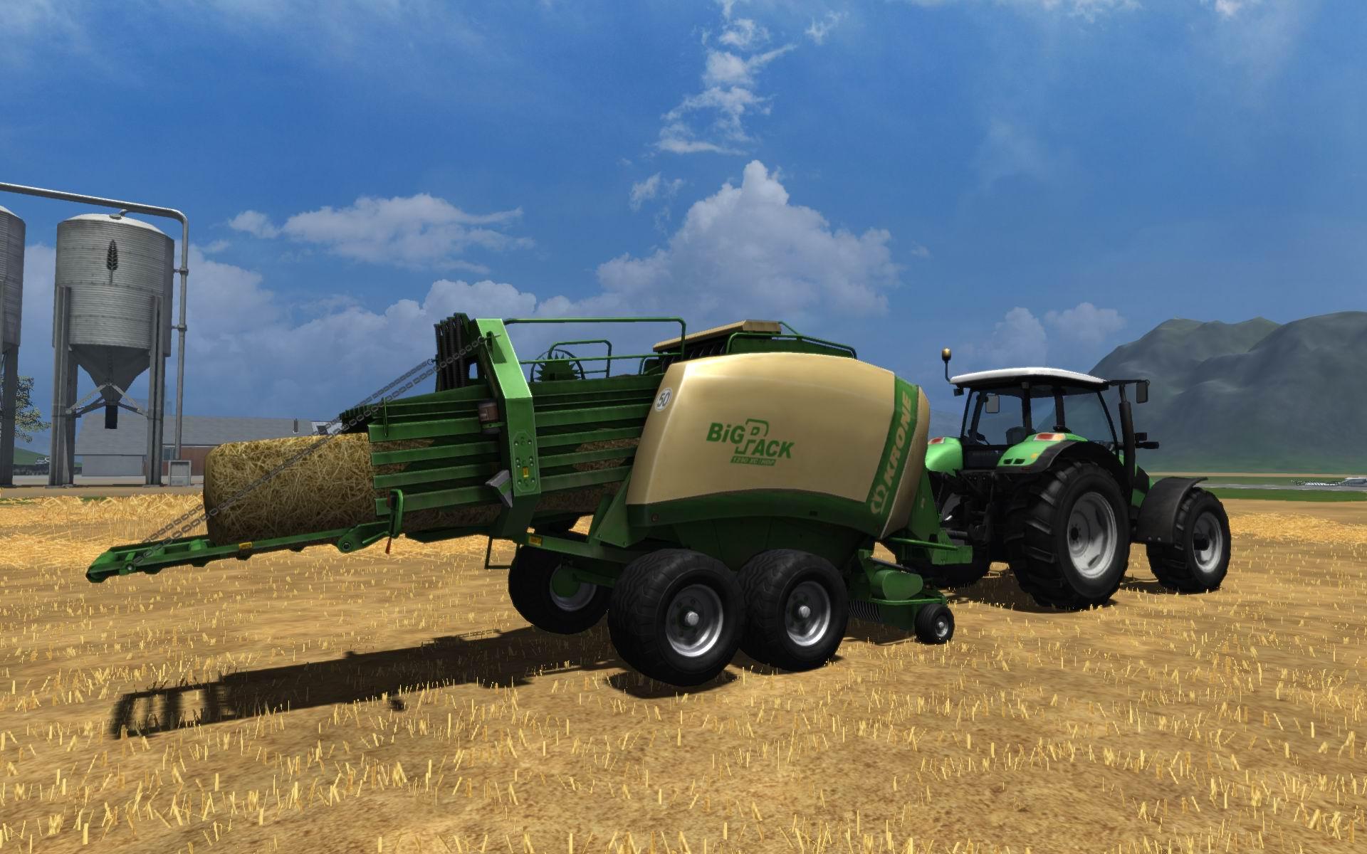 Farming Simulator 2011 screenshot
