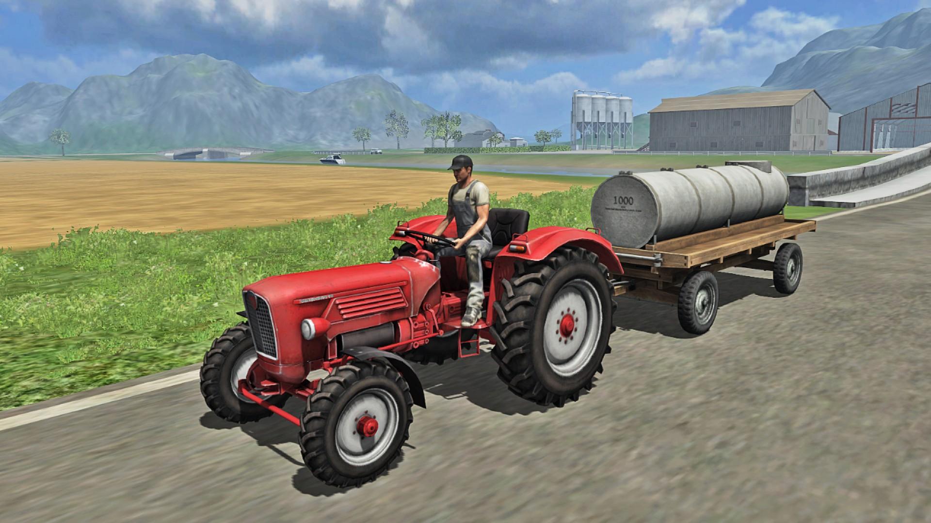 Farming Simulator 2011 - Classics screenshot