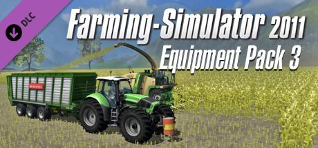 Farming Simulator 2011 - Equipment Pack 3