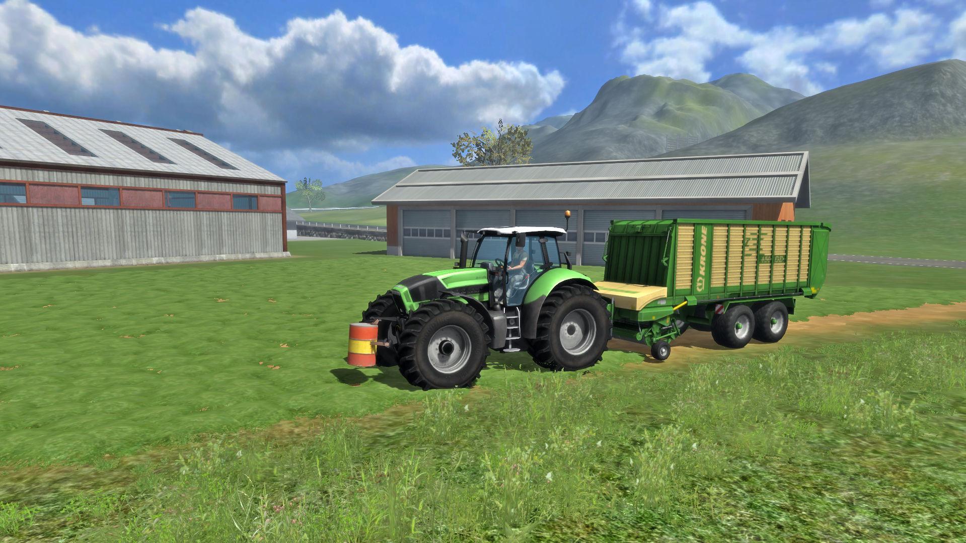 симулятор фермы 2013 онлайн