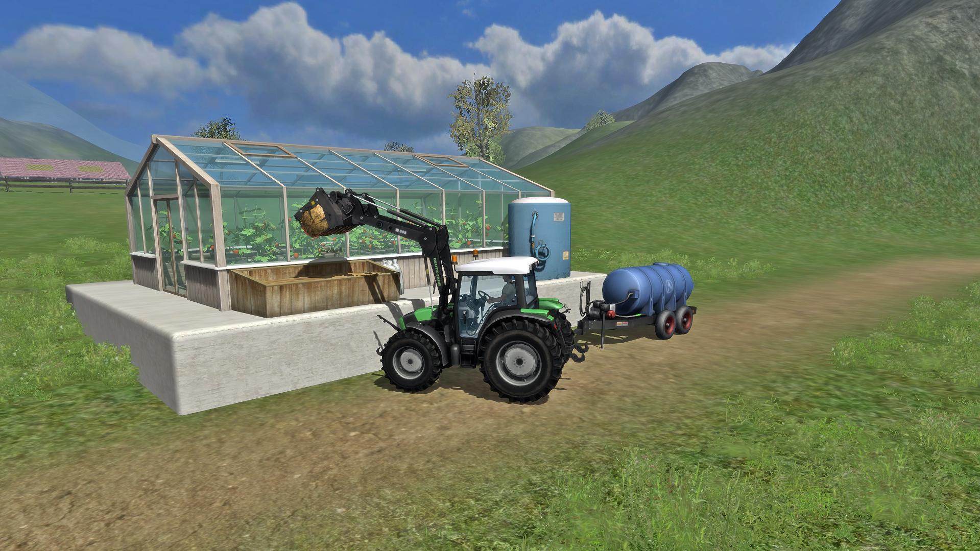 Farming Simulator 2011 - Equipment Pack 3 screenshot
