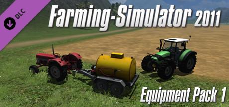 Farming Simulator 2011 - Equipment Pack 1