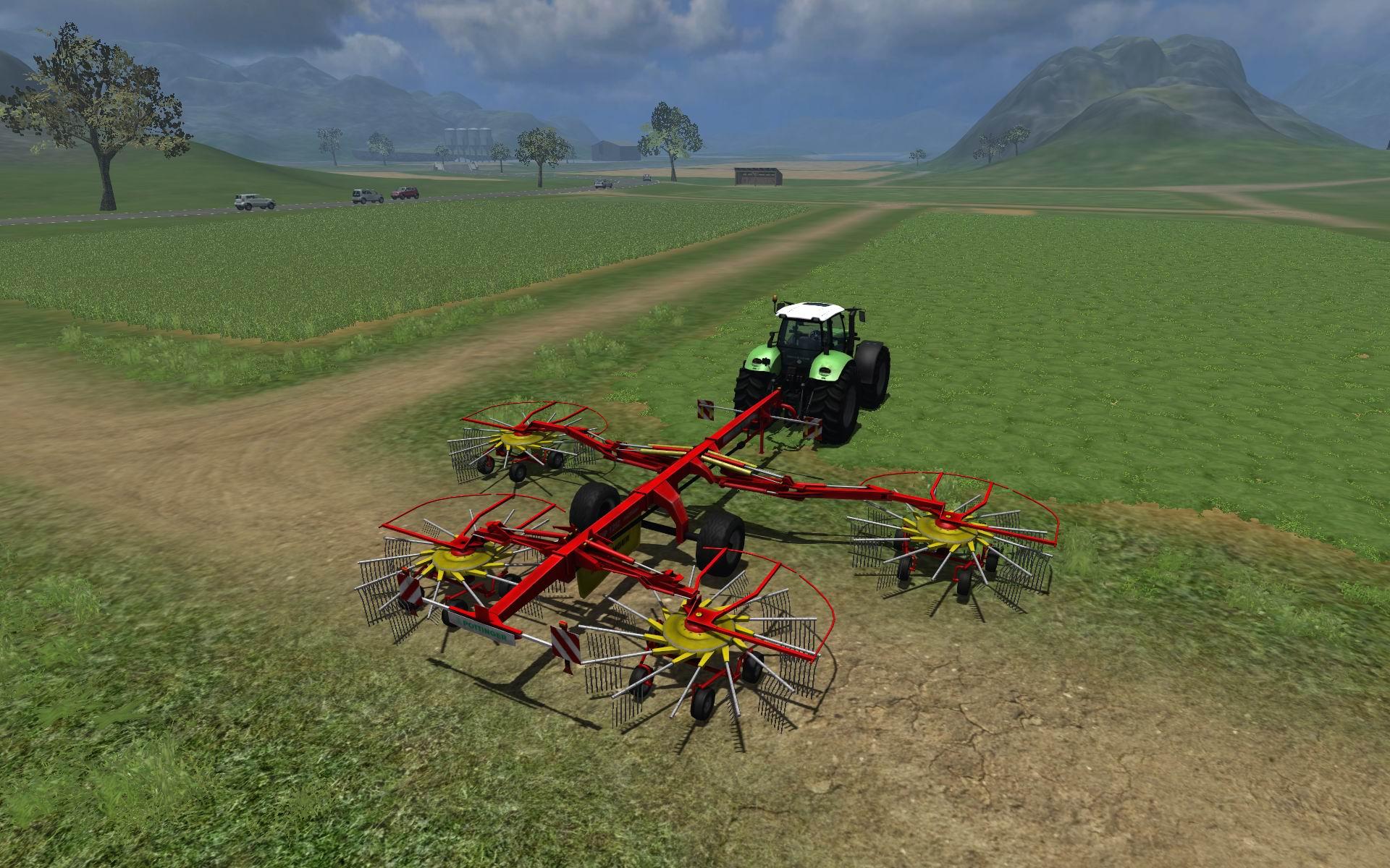 Farming Simulator 2011 - Equipment Pack 1 screenshot