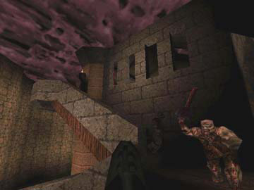 QUAKE Mission Pack 1: Scourge of Armagon screenshot