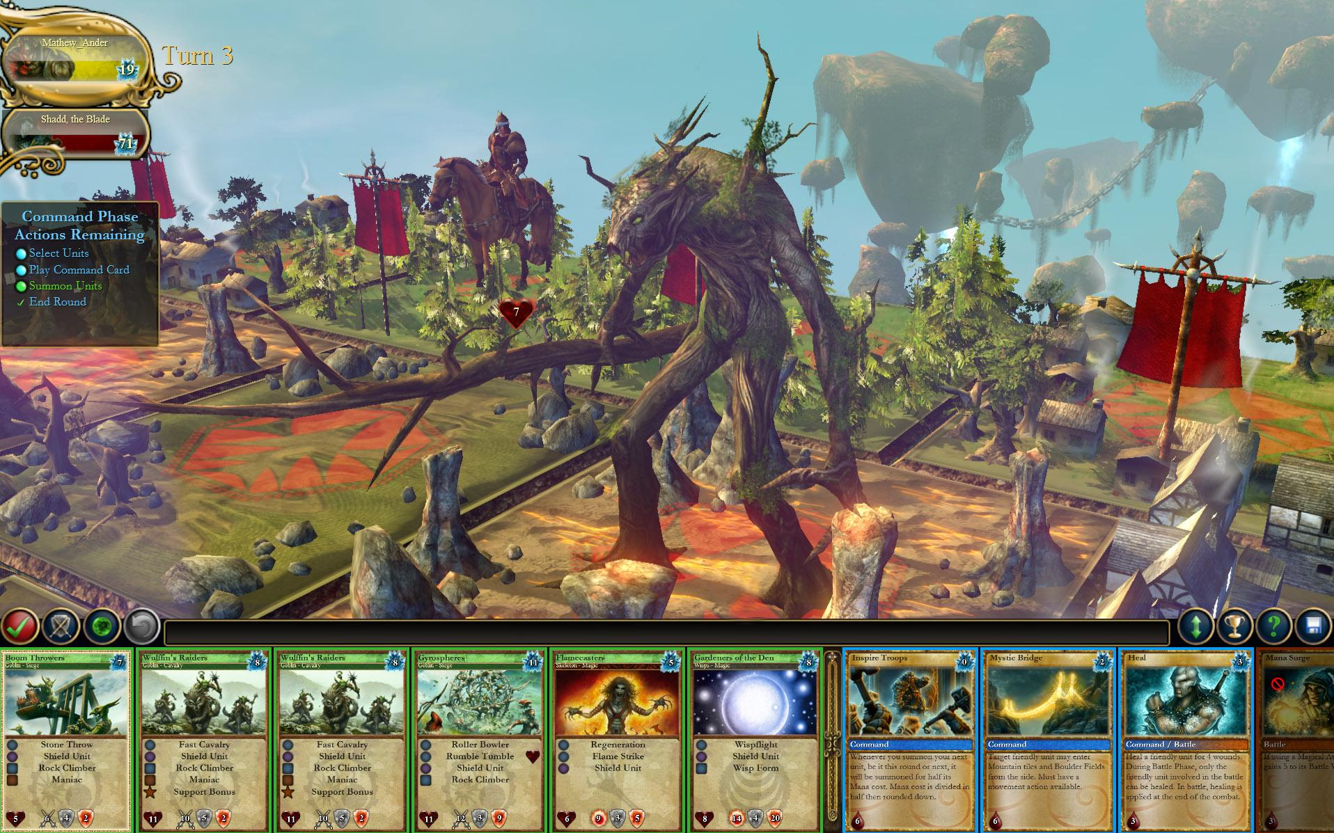 Guardians of Graxia screenshot