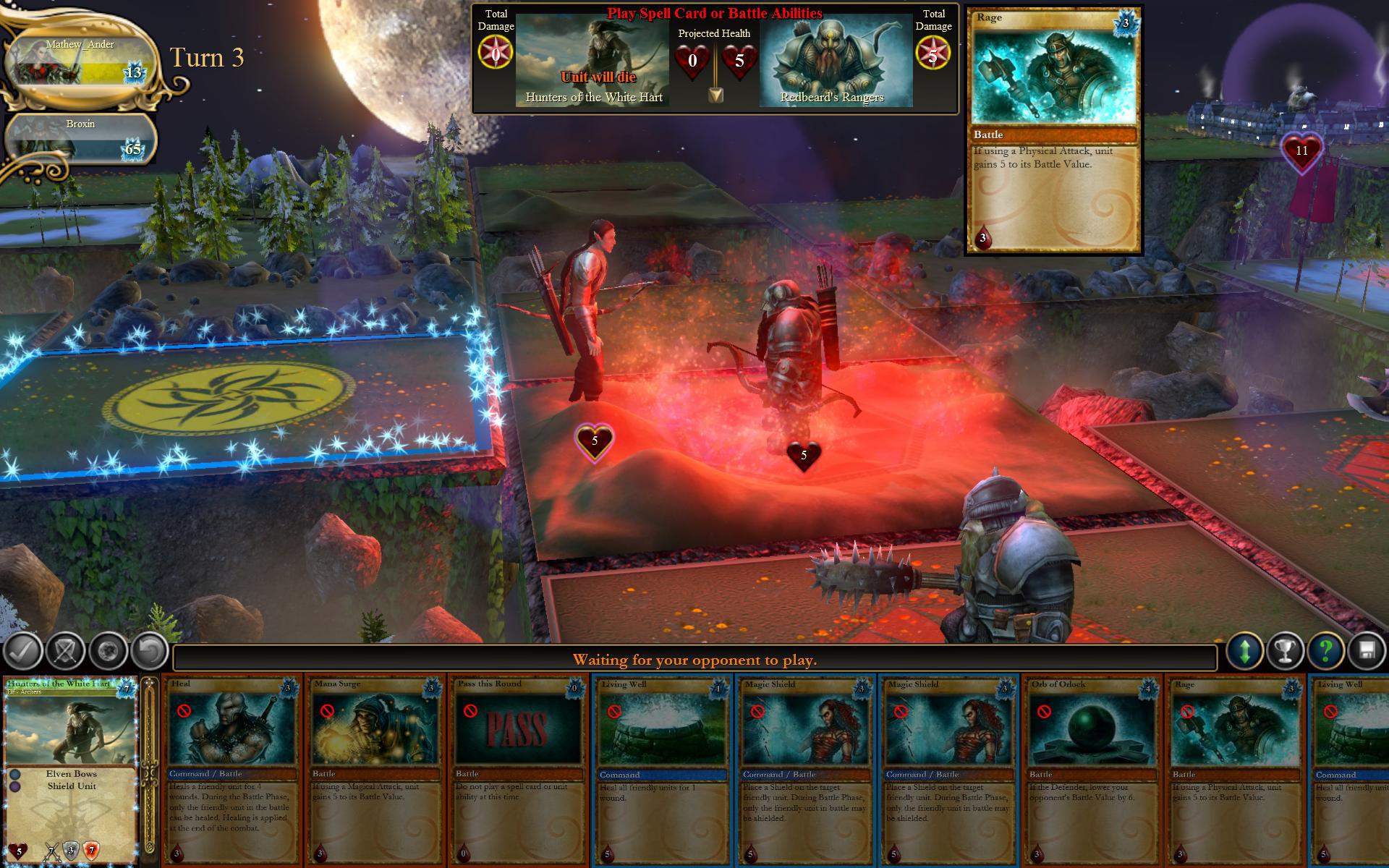 Guardians of Graxia: Elves & Dwarves screenshot