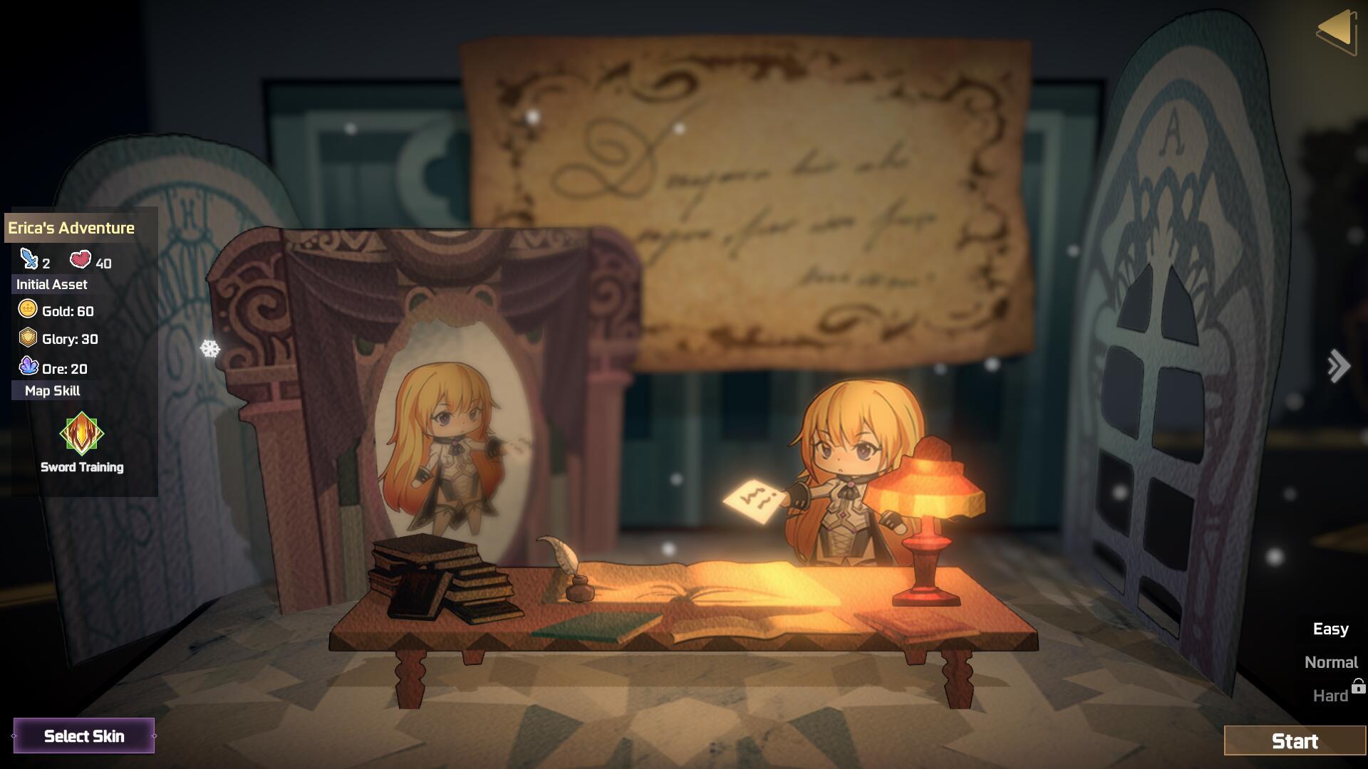纸境英雄 Papercraft screenshot