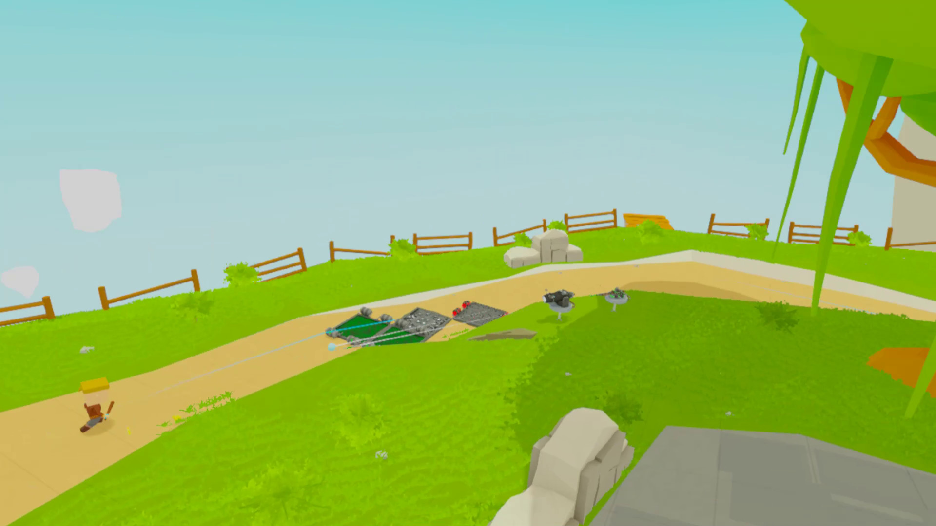 Skyland Defense screenshot