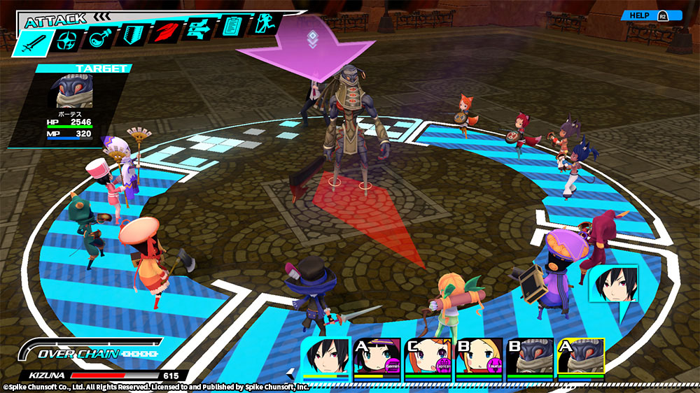 Conception PLUS: Maidens of the Twelve Stars screenshot