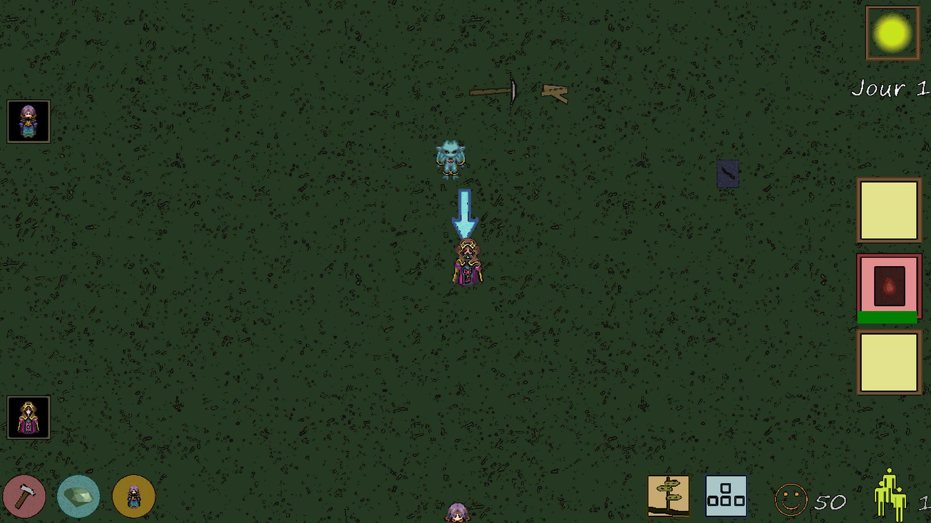 A Second Chance screenshot
