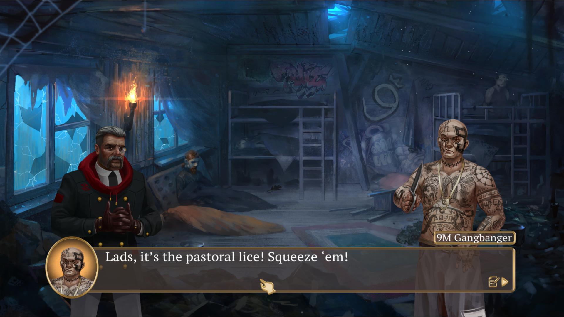 Project Pastorate OST screenshot