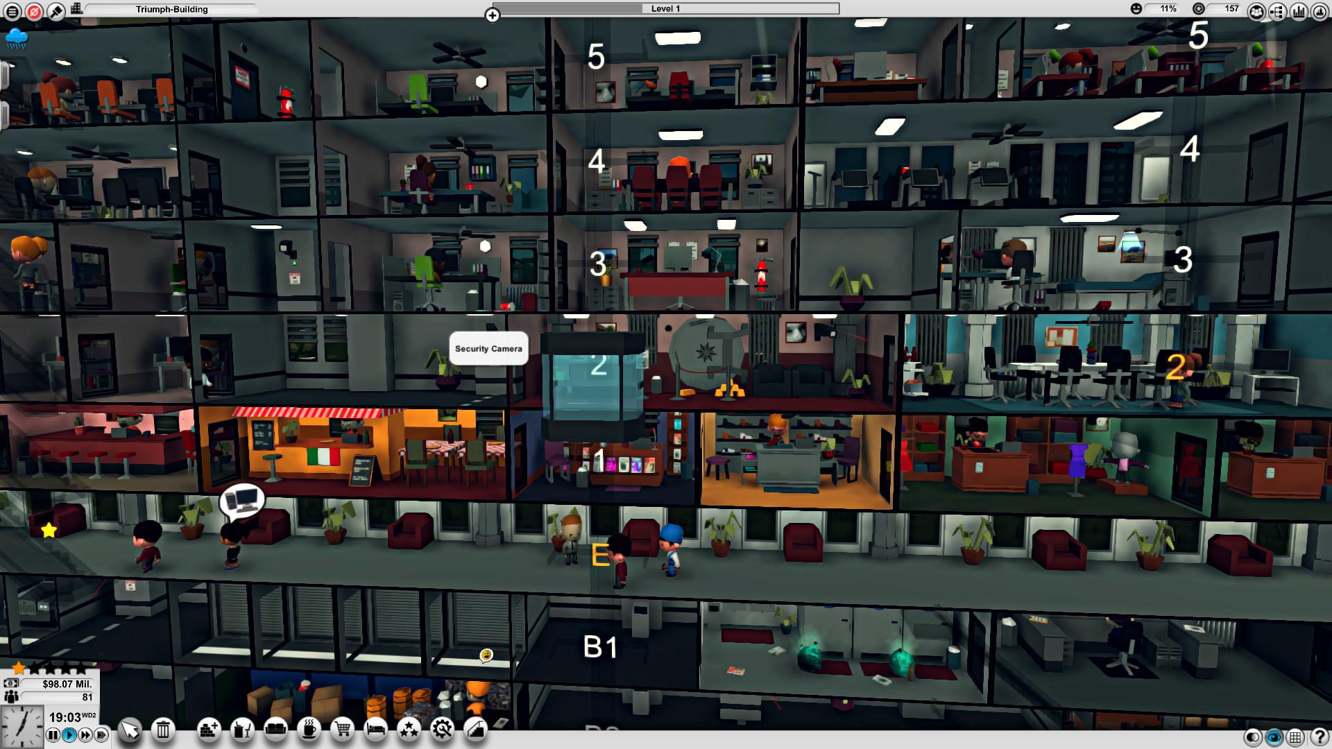 Mad Tower Tycoon screenshot