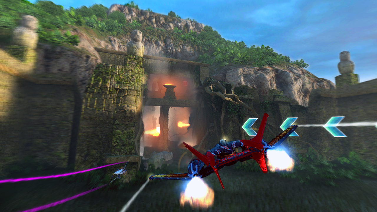 SkyDrift screenshot