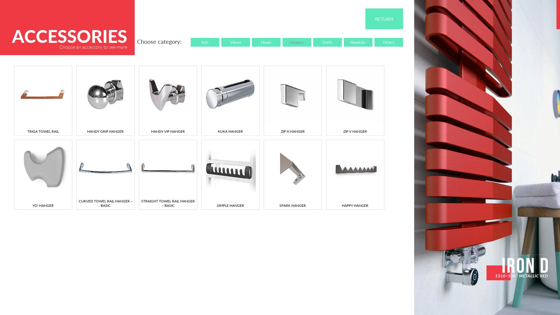 Terma Lux screenshot