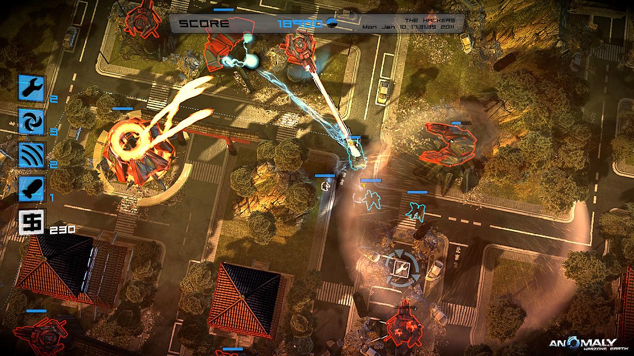 Anomaly: Warzone Earth screenshot