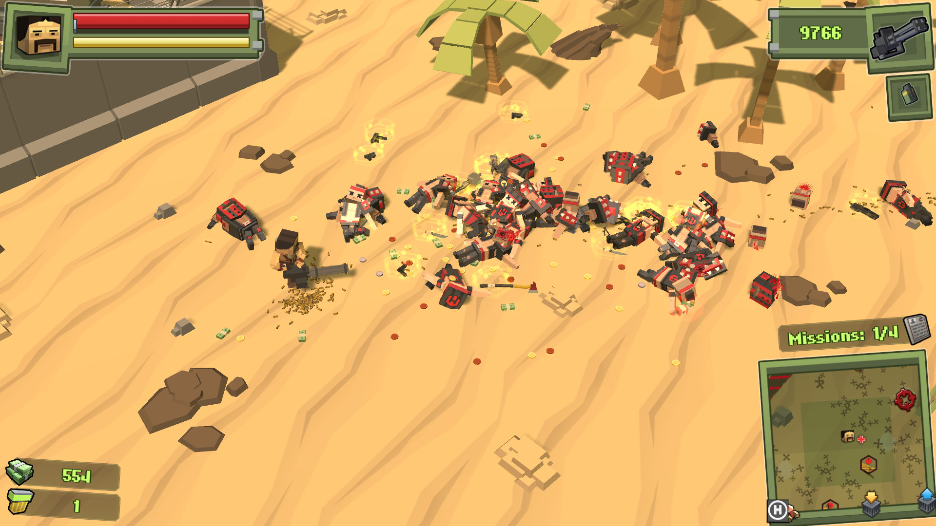 Desert Kill screenshot