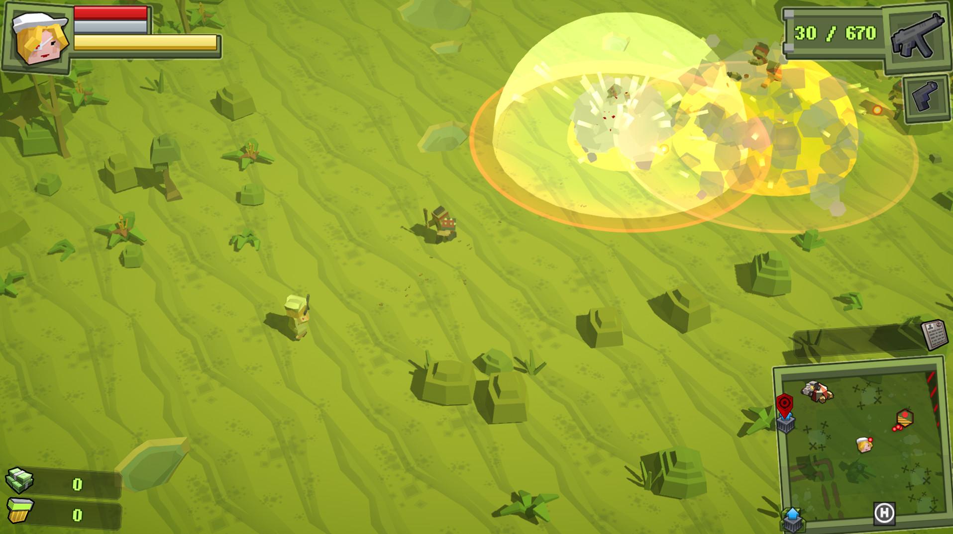 DESERT KILL screenshot
