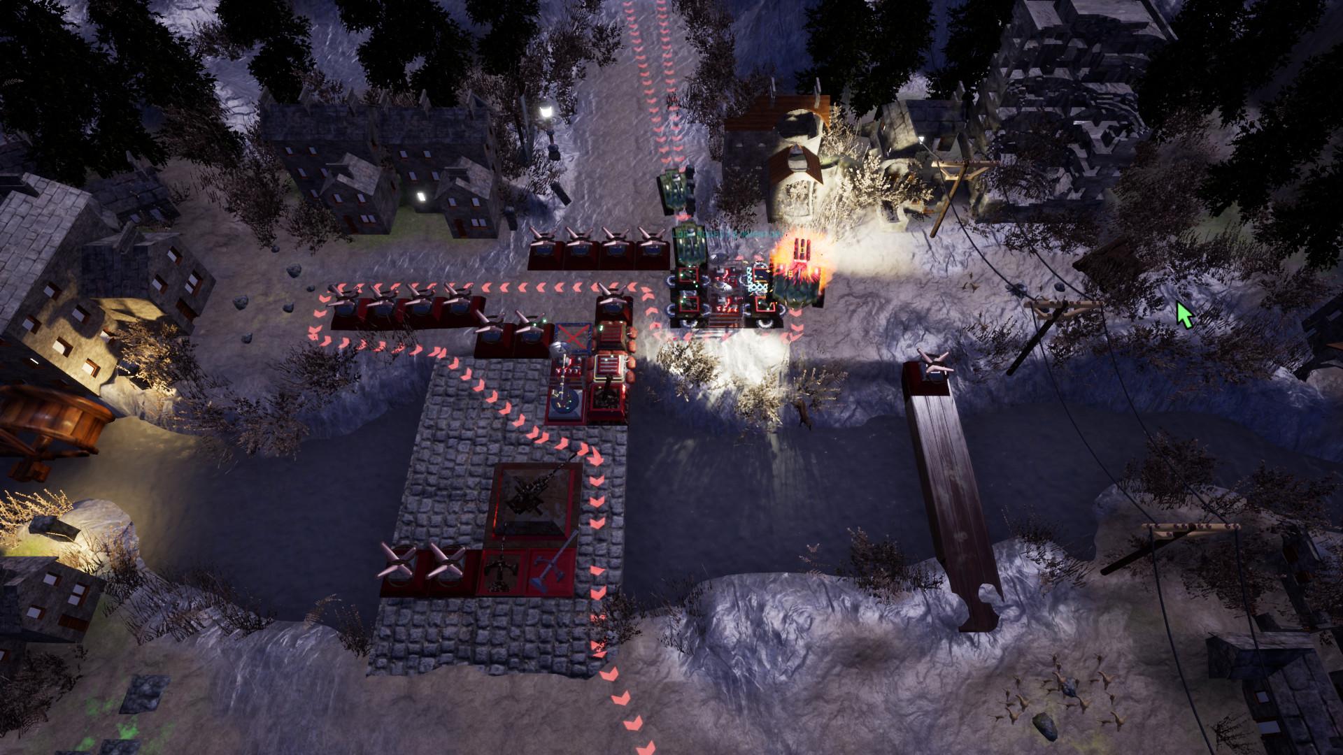 Bunker Defense screenshot