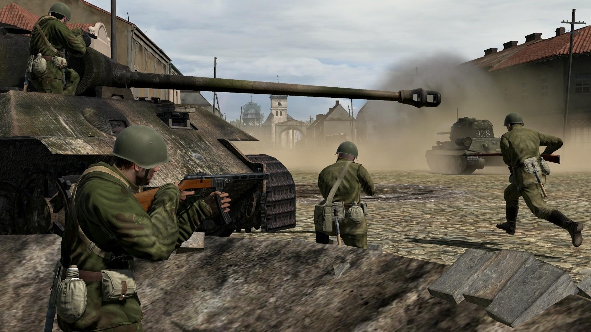 Iron Front: Digital War Edition screenshot