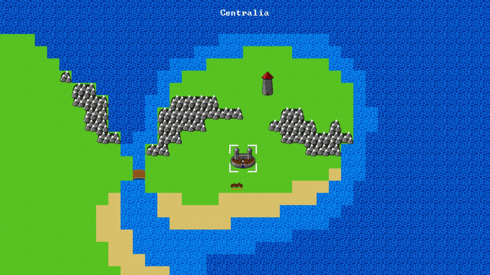 Dream Enders RPG screenshot