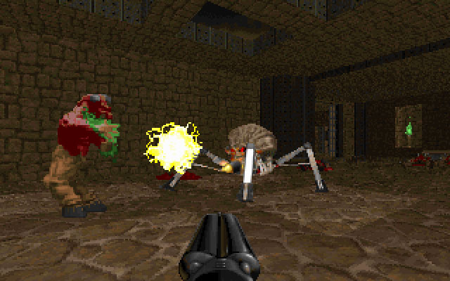 Master Levels for Doom II screenshot