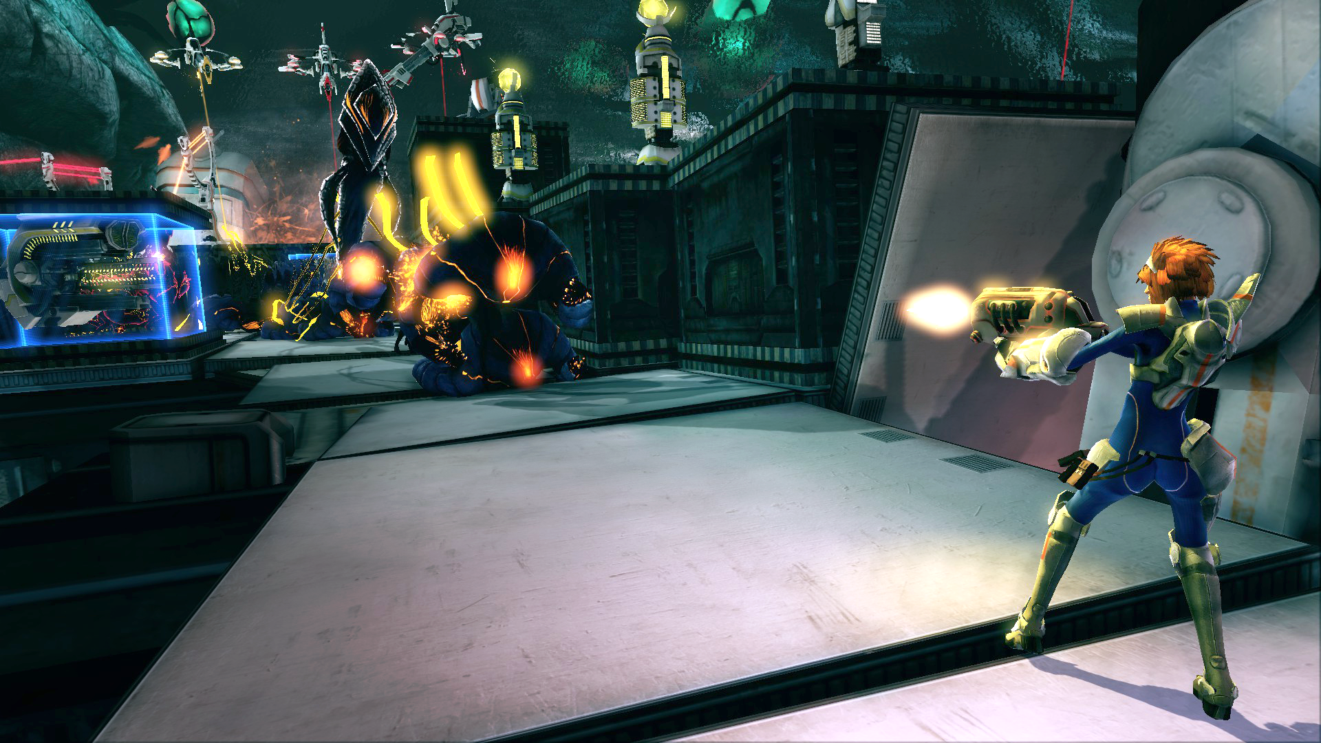 Sanctum screenshot