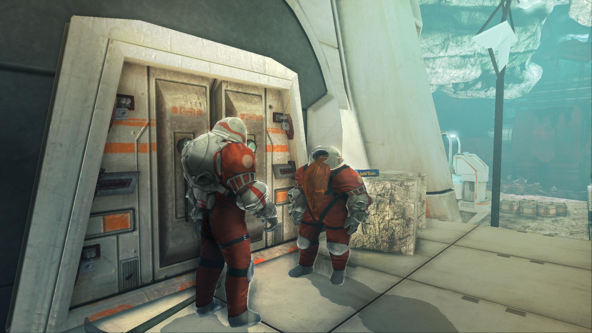 Sanctum: Yogscave (Free DLC) screenshot