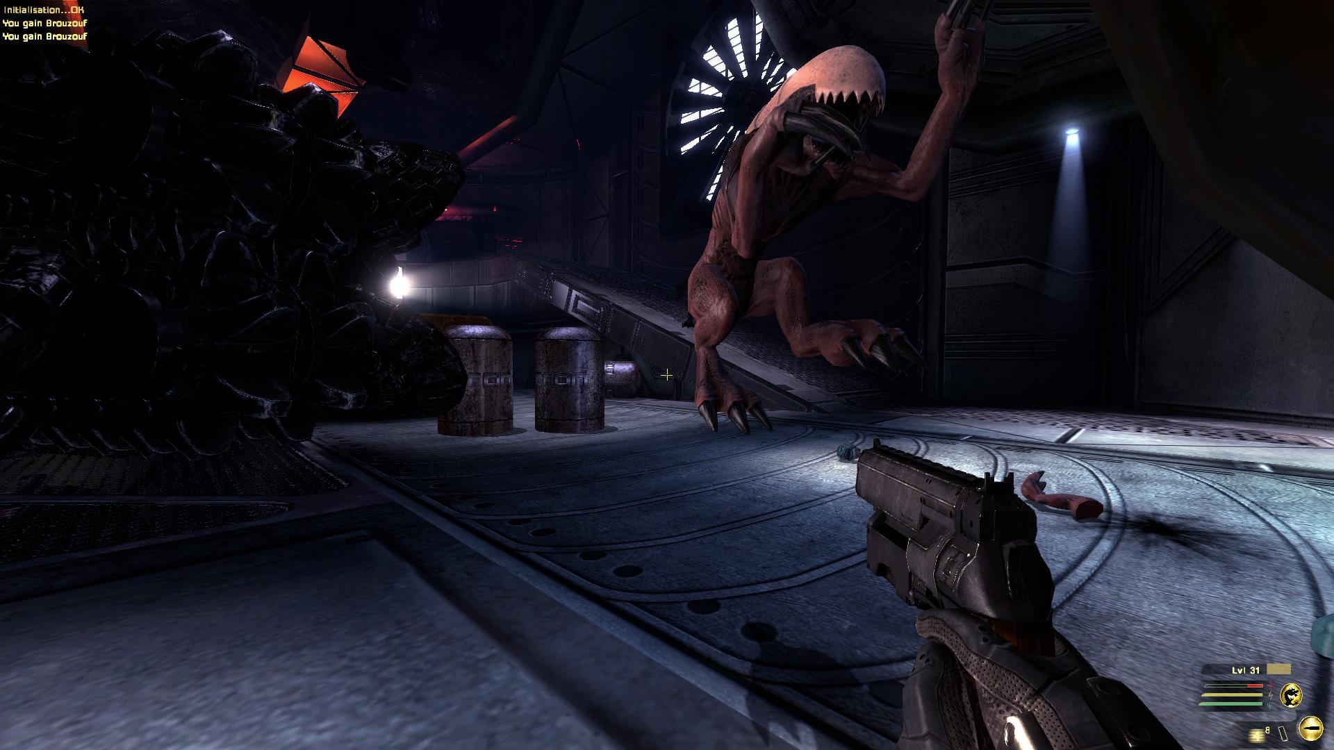 E.Y.E: Divine Cybermancy screenshot