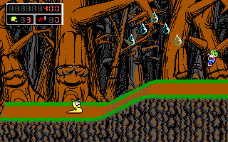 Commander Keen screenshot