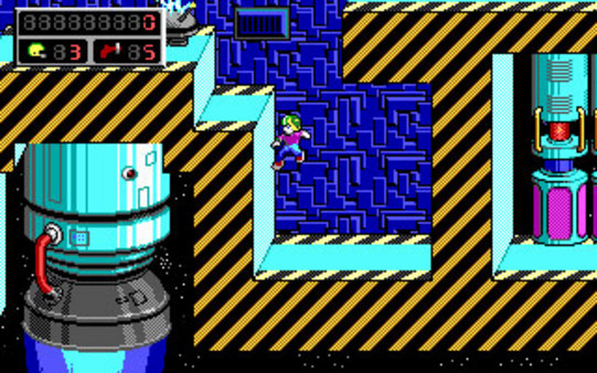 commander keen 9 to  on windows 7