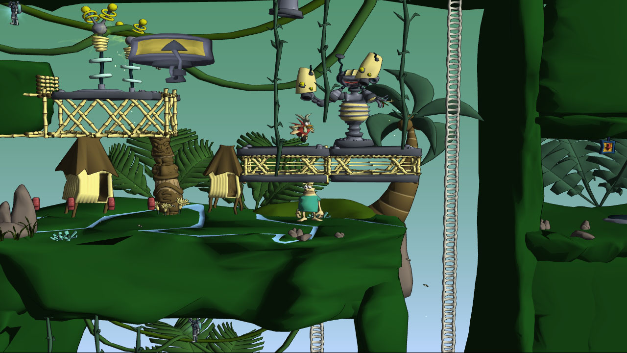 Cloning Clyde screenshot