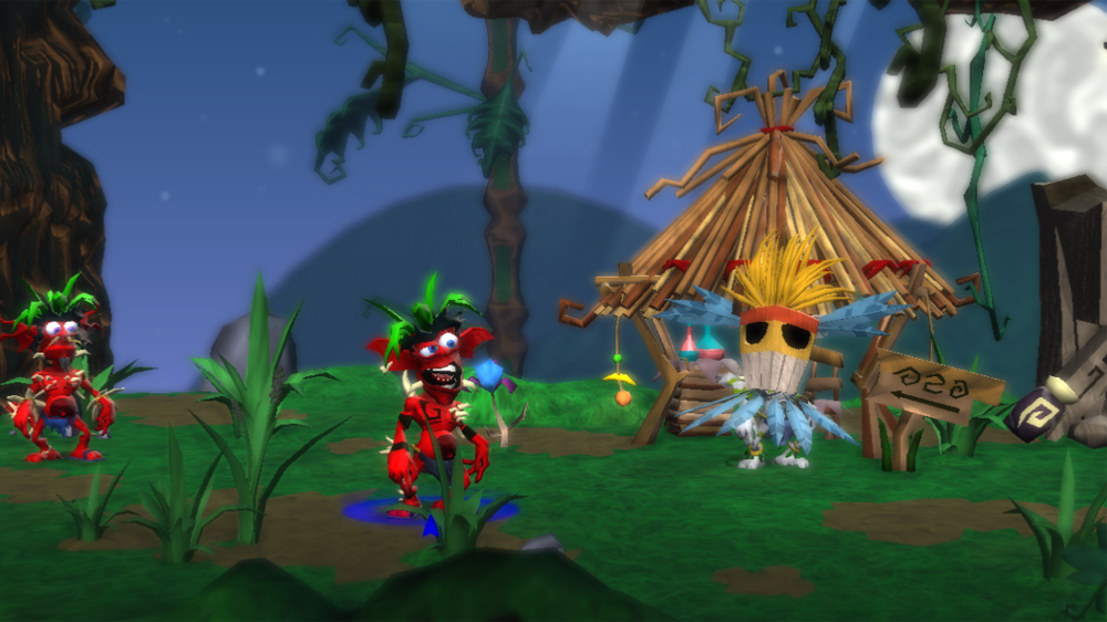 Ancients of Ooga screenshot