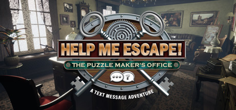 Help Me Escape! The Puzzle Maker's Office