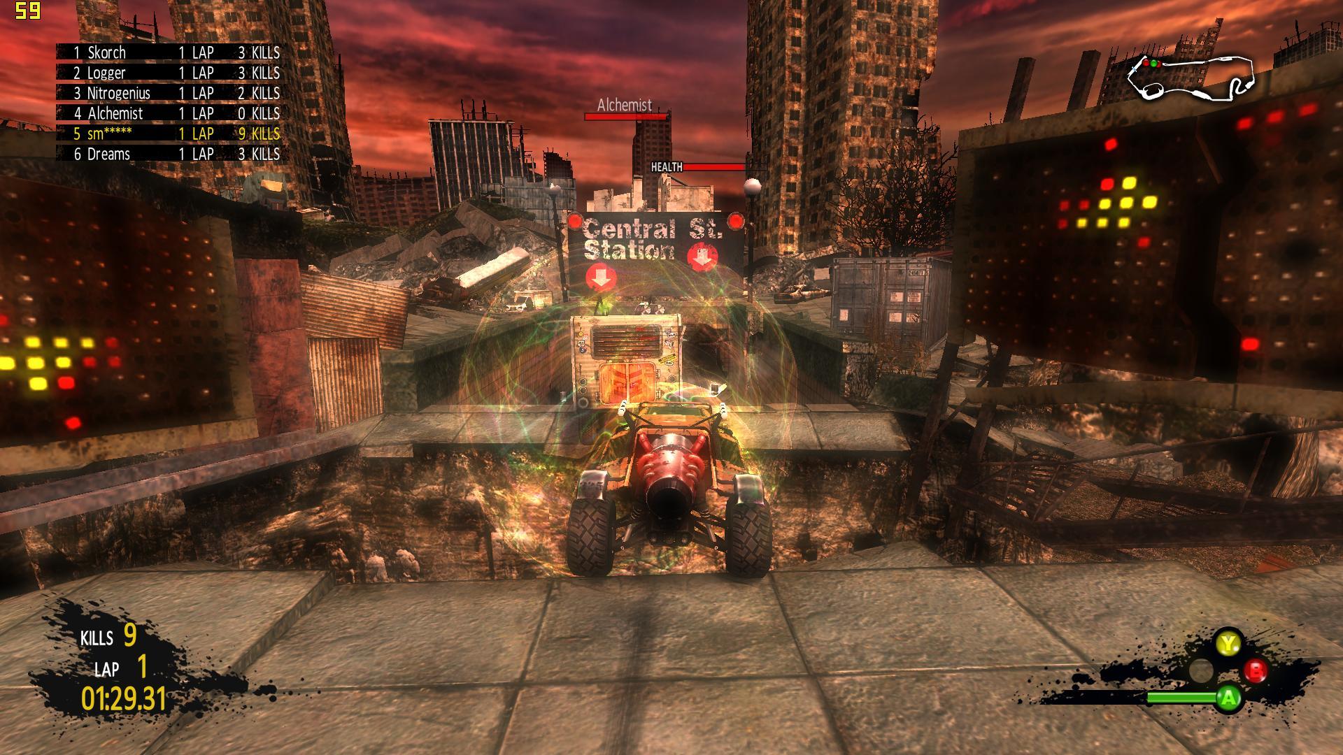 Post Apocalyptic Mayhem screenshot
