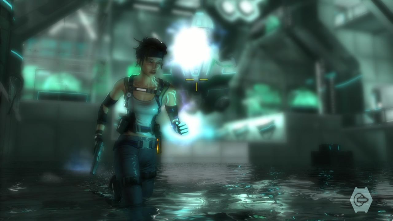 Hydrophobia: Prophecy screenshot