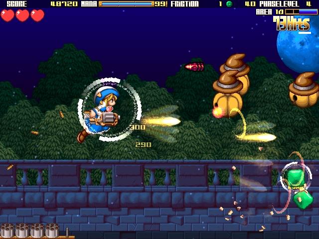 Gundemonium Recollection screenshot