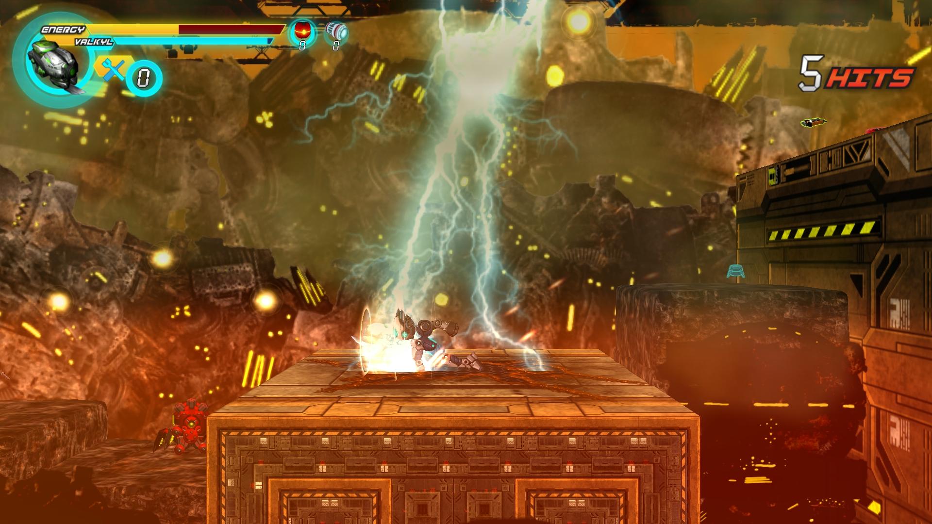 A.R.E.S.: Extinction Agenda screenshot