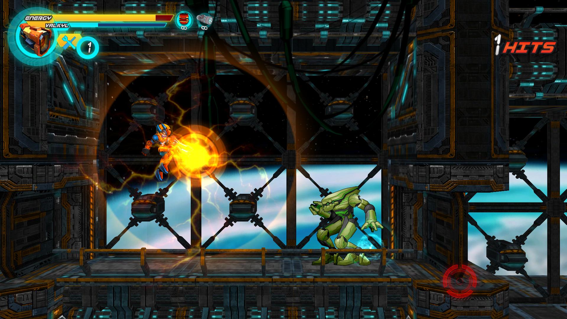 A.R.E.S.: Berzerker Suit screenshot