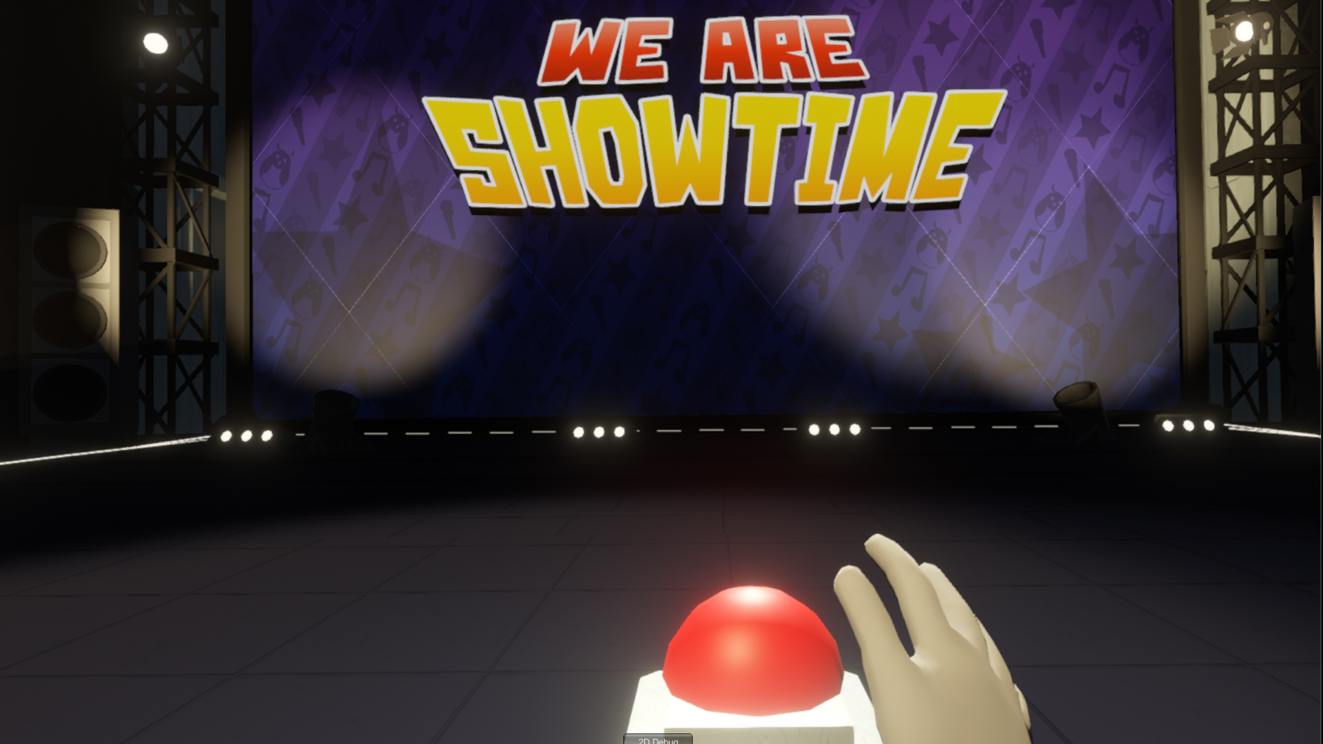 We Are Showtime! screenshot