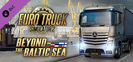 Allgamedeals.com - Euro Truck Simulator 2 - Beyond the Baltic Sea - STEAM