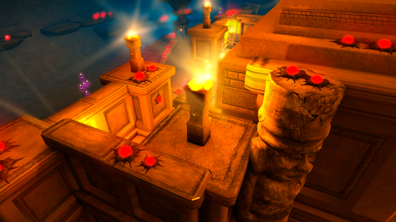 Xotic DLC: Temple Crypt Expansion Pack screenshot