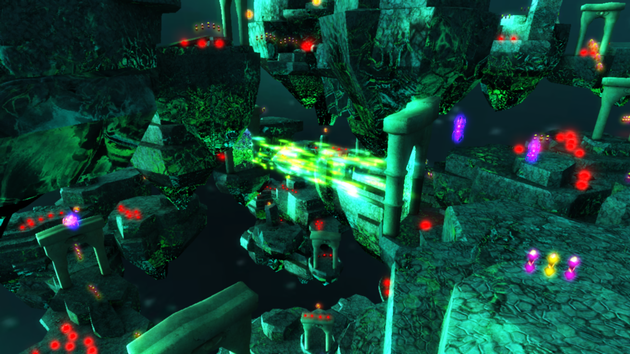 Xotic DLC: Warp Field Expansion Pack screenshot