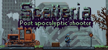 Scatteria - Post-apocalyptic shooter