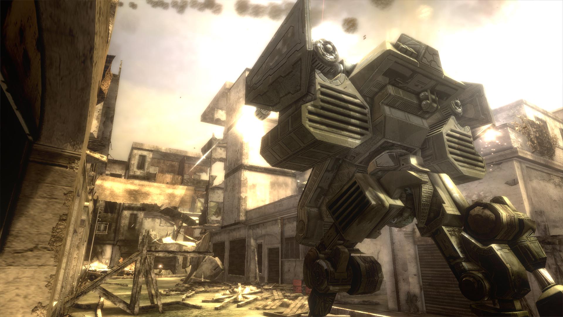 Shadow Harvest: Phantom Ops screenshot