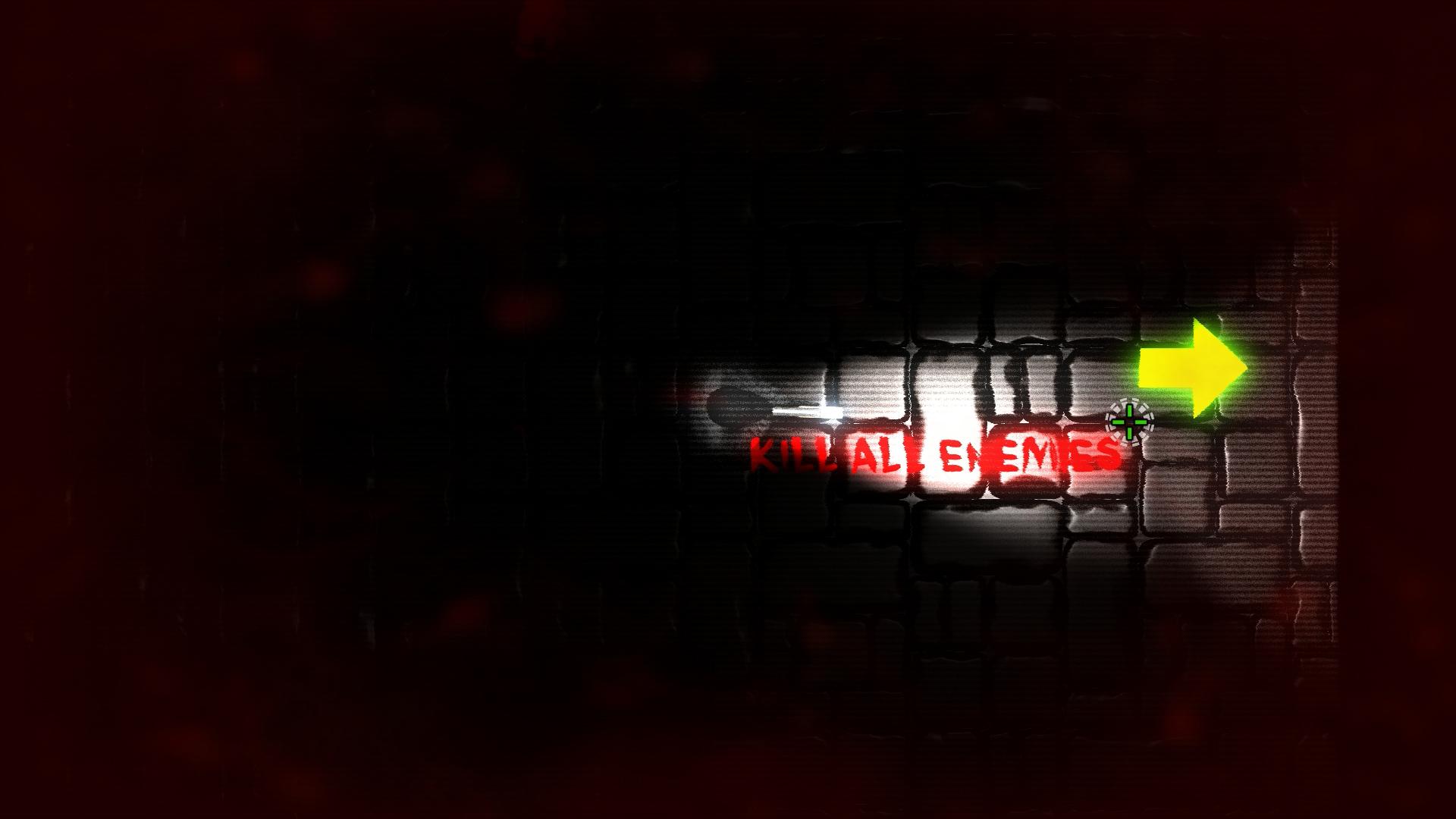 Zombies In The Dark screenshot