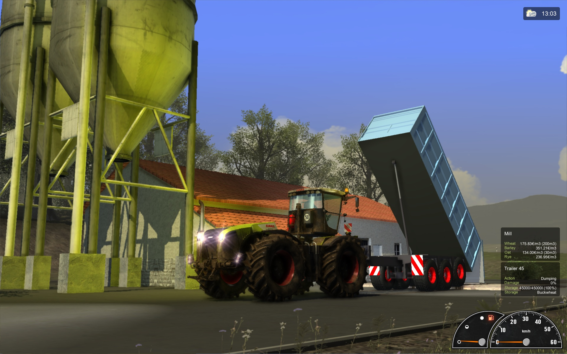 Agricultural Simulator 2011: Extended Edition screenshot