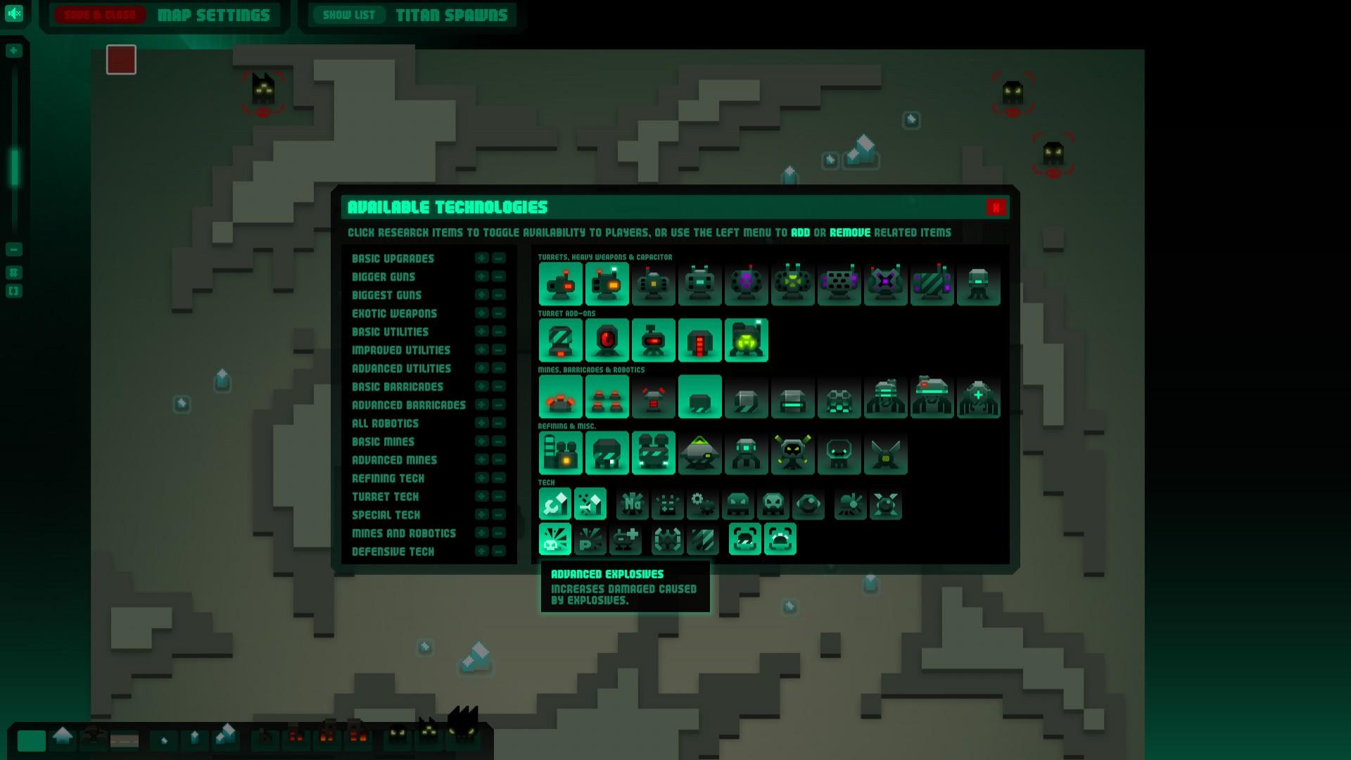 Revenge of the Titans: Sandbox Mode screenshot